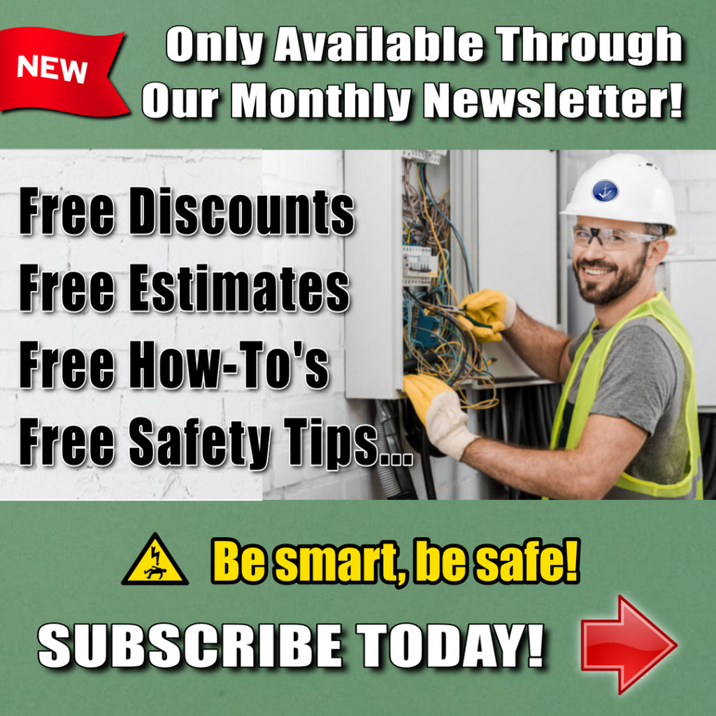 Subscribe to Anchor Electrical Services